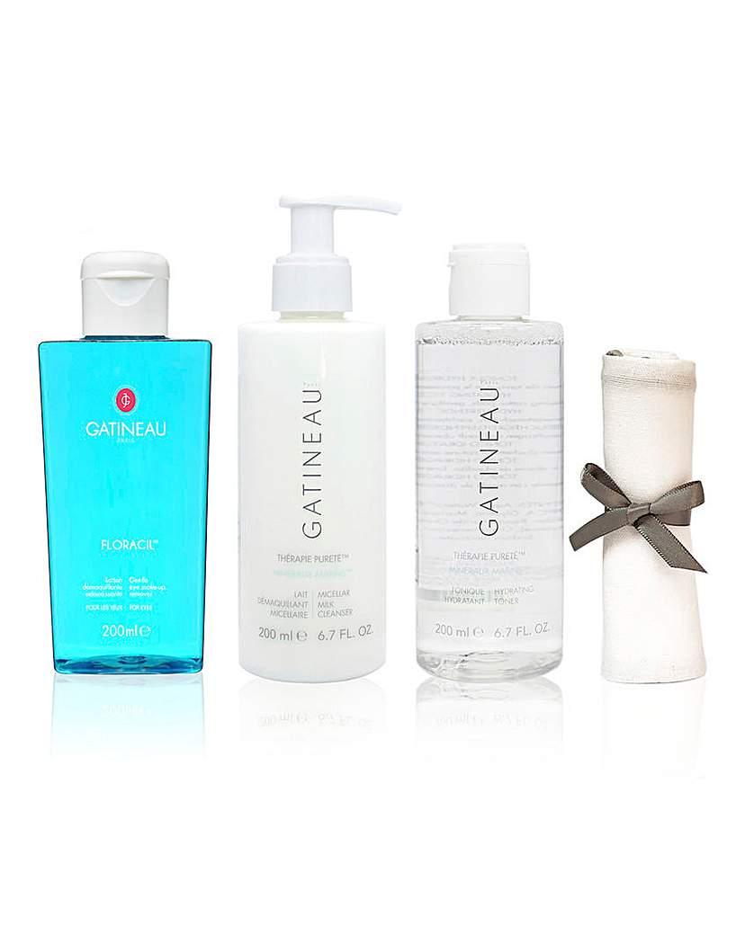 Gatineau Gatineau Gentle Cleansing Trio Gift Set