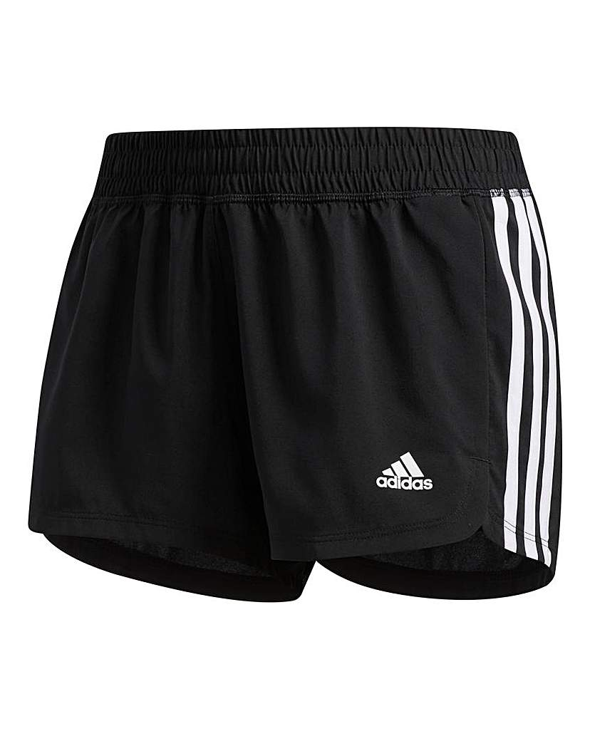 Adidas adidas Pacer 3-Stripes Woven Shorts
