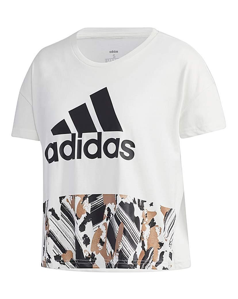 Adidas adidas U4U Cropped T-Shirt