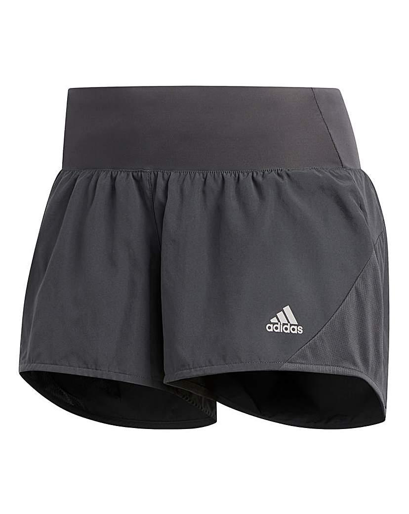 Adidas adidas Run It 3-Stripes Shorts