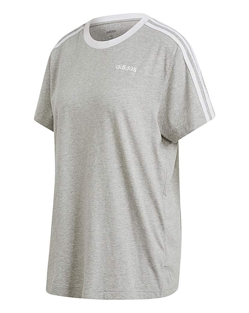 Adidas adidas 3 Stripes Boyfriend T-Shirt