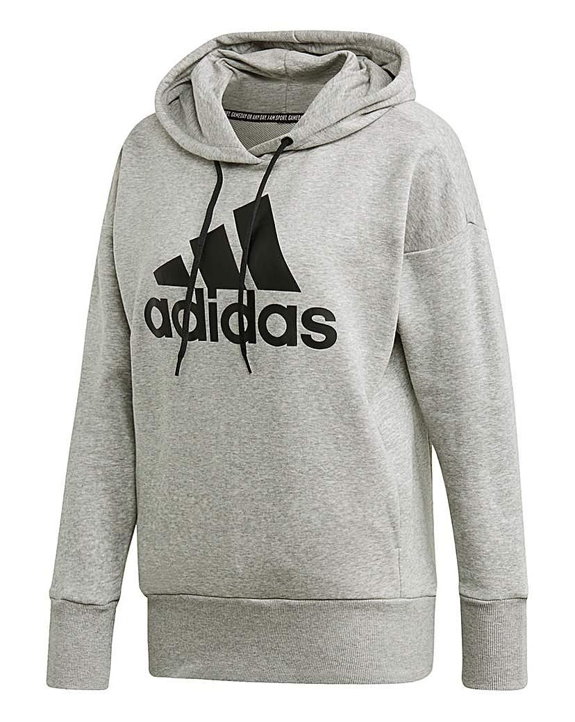 Adidas adidas W Badge Of Sport Long Hoodie