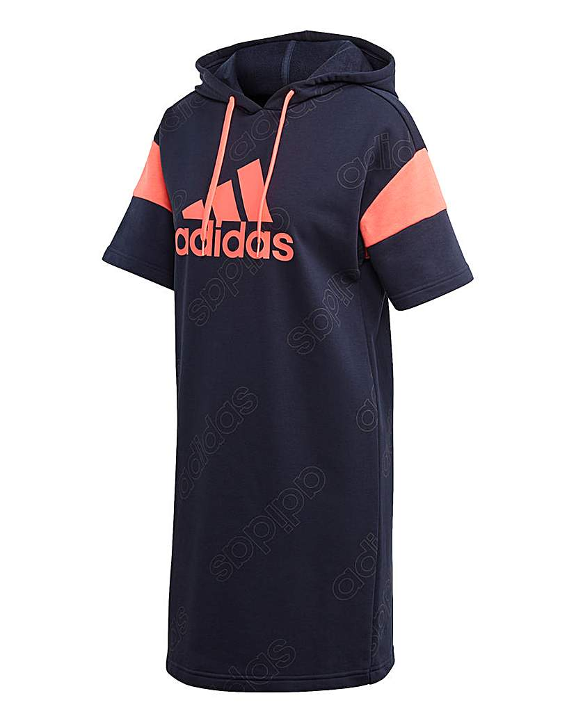 Adidas adidas Womens Favourite Hooded Dress