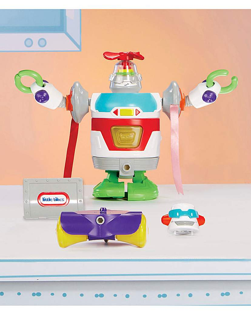 Little Tikes Builder Bots