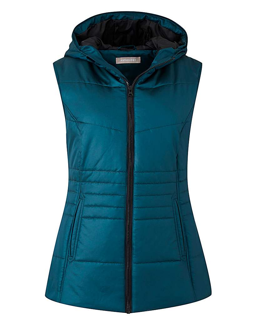 Simply Be Padded Gilet