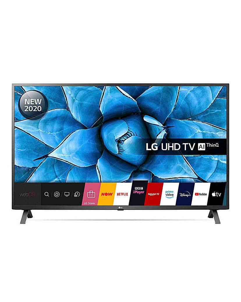 "LG 55UN73006LA 55 Ultra HD 4K Smart TV"""
