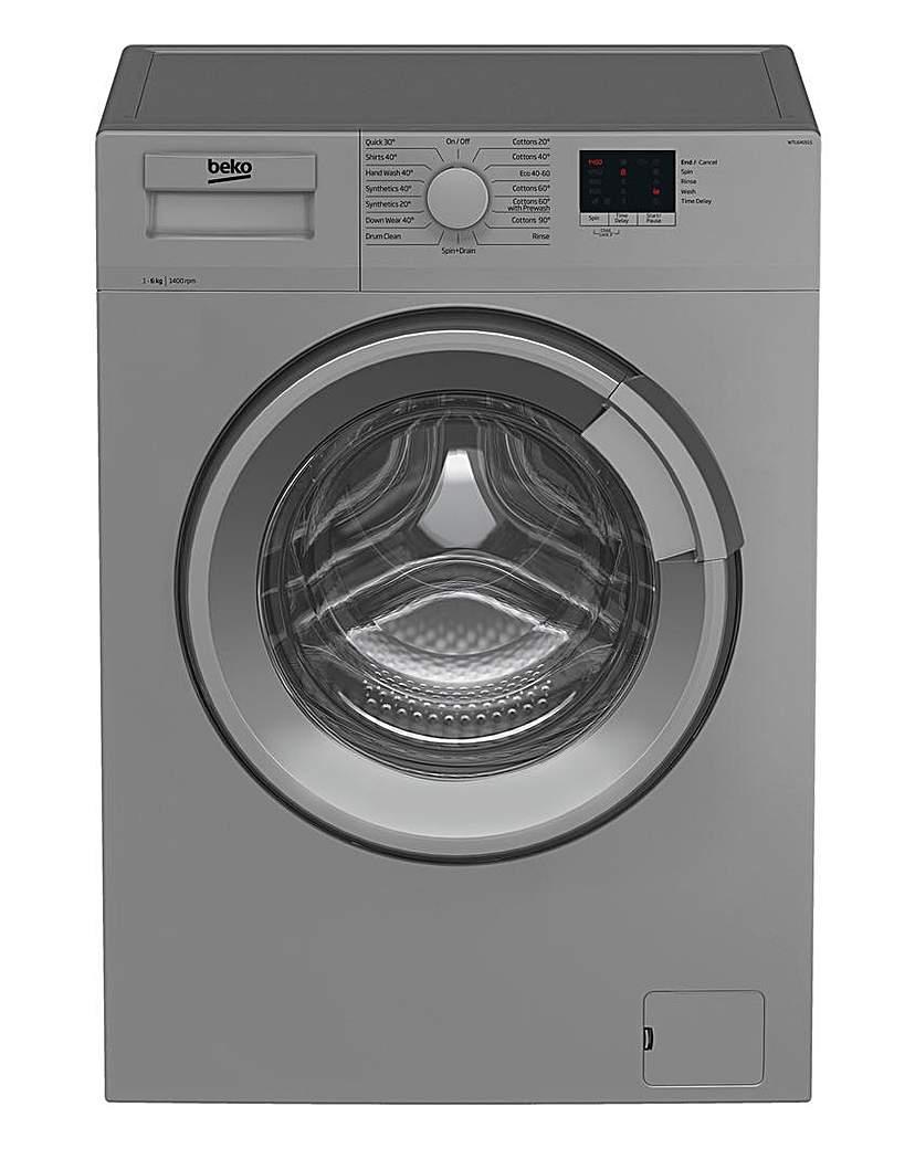 Beko 6kg Washing Machine WTL64051S