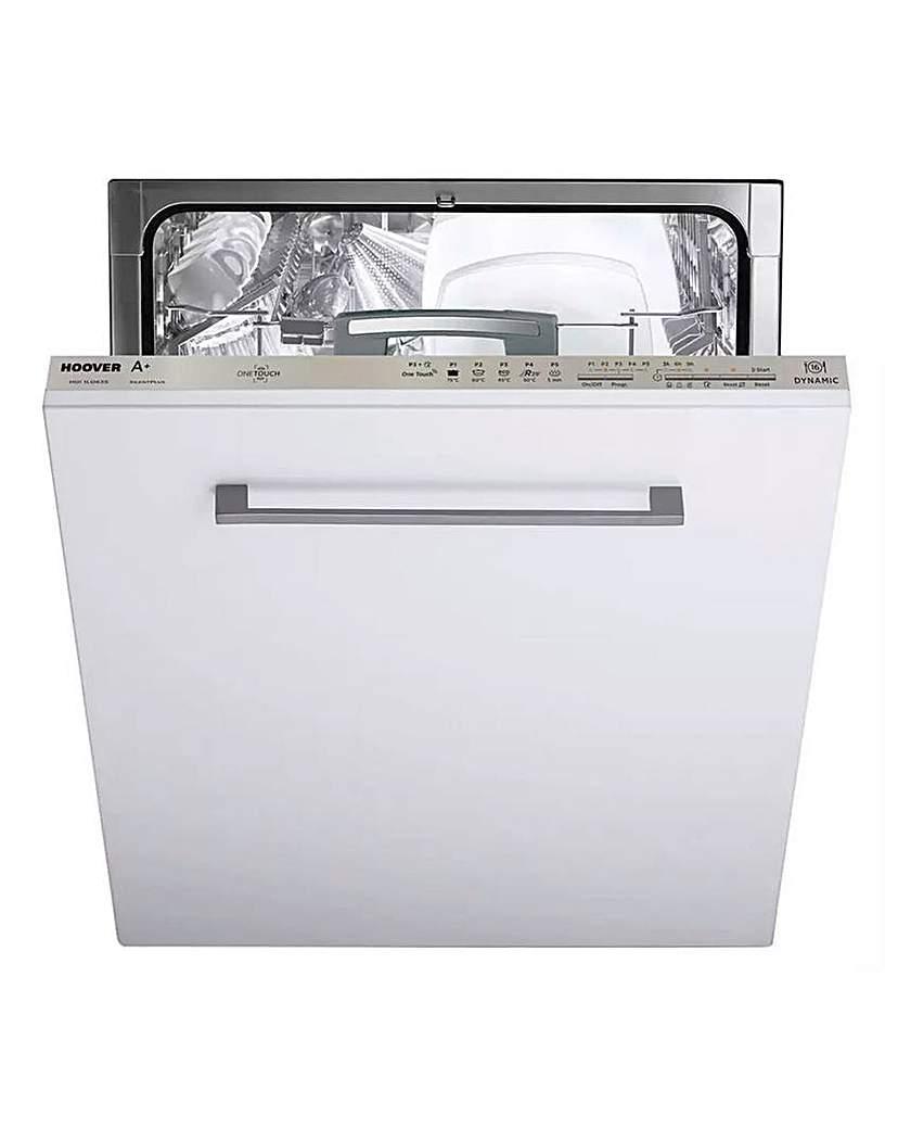 Hoover HDI 1LO38SA Integrated Dishwasher