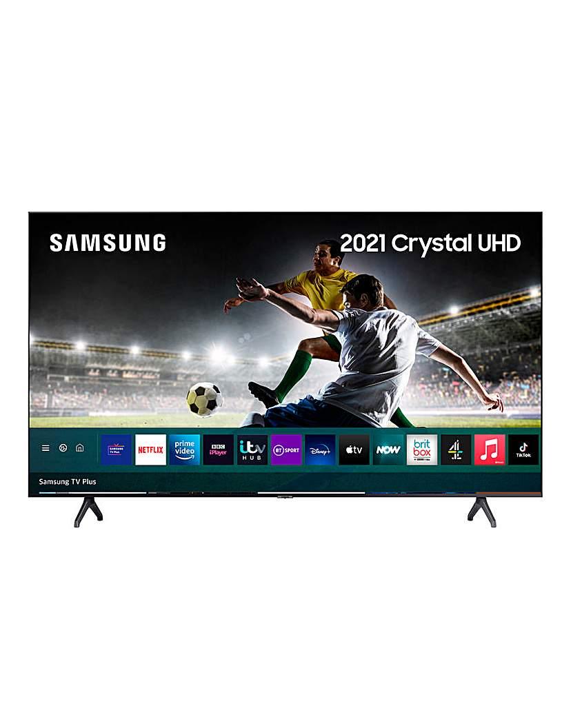 "Samsung UE55TU7020KXXU 55 HDR Smart TV"""