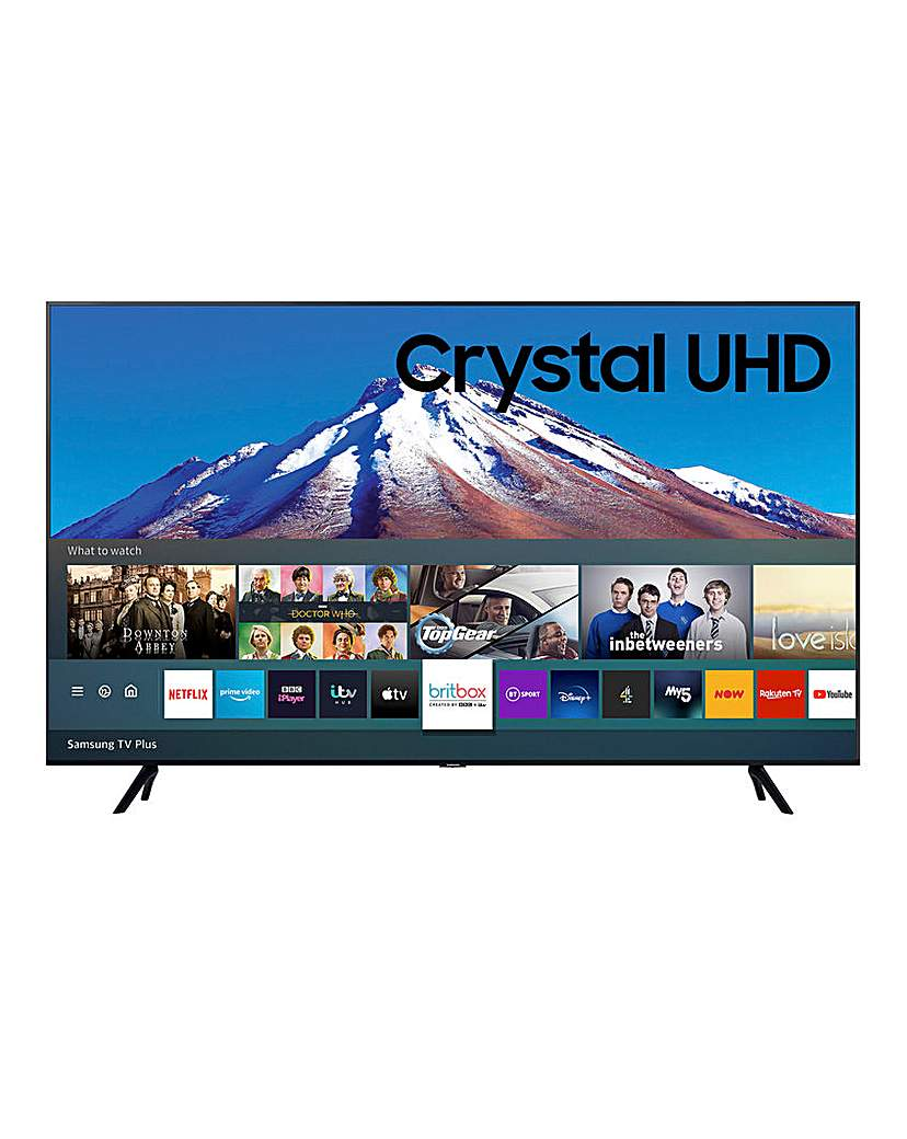 Samsung UE50TU7020KXXU 50 HDR Smart TV""