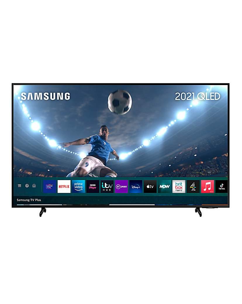 """Samsung QE43Q60AAUXXU 43 QLED 4K TV"""""""