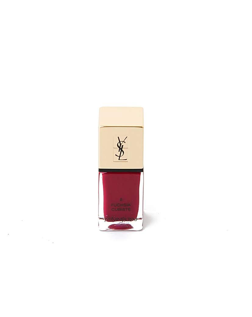 YSL YSL Couture Nail Lacquer-Fuchsia Cubiste