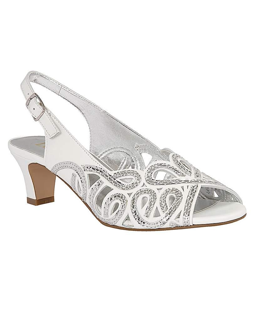 Vintage Style Wedding Shoes, Boots, Flats, Heels LOTUS HARPER FORMAL SHOES £74.00 AT vintagedancer.com