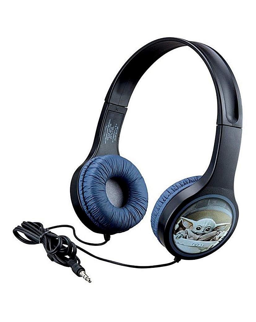 Star Wars Mandalorian Headphones