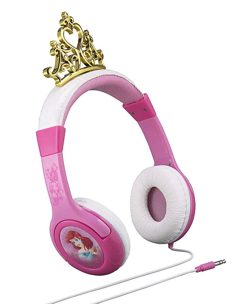 disney princess tiara headphones
