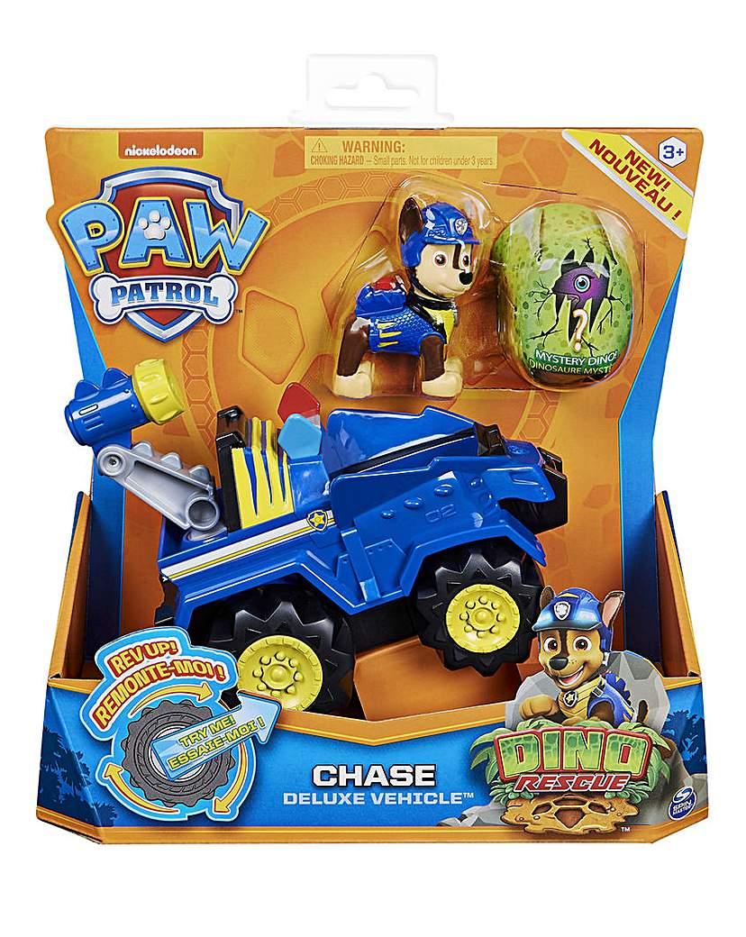 Paw Patrol Dino Rescue Dlx Chase