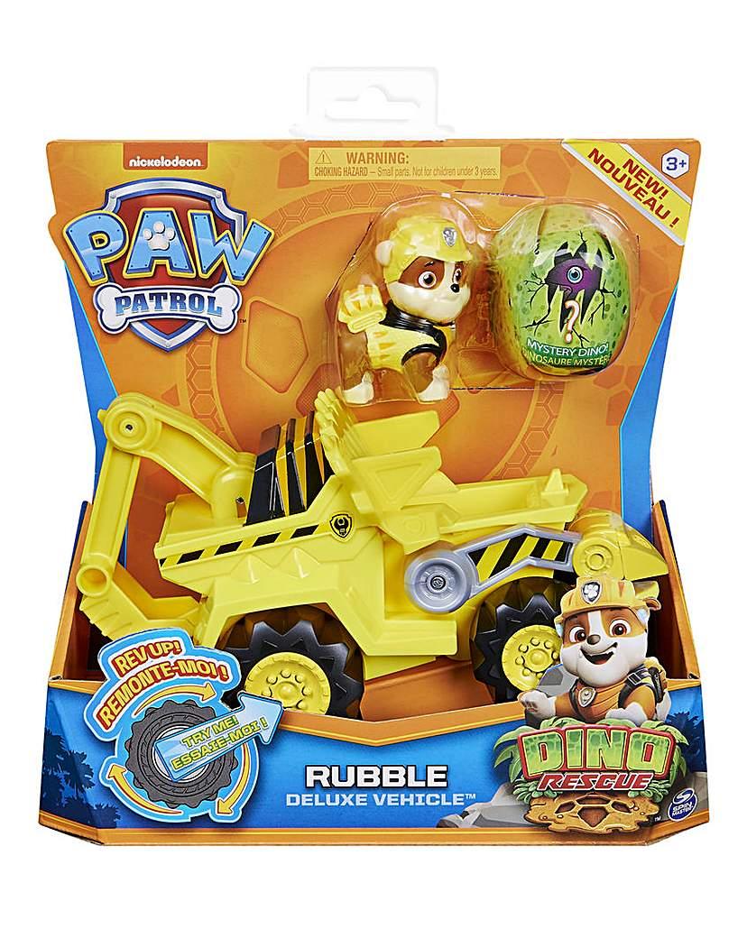 Paw Patrol Dino Rescue Dlx Rubble