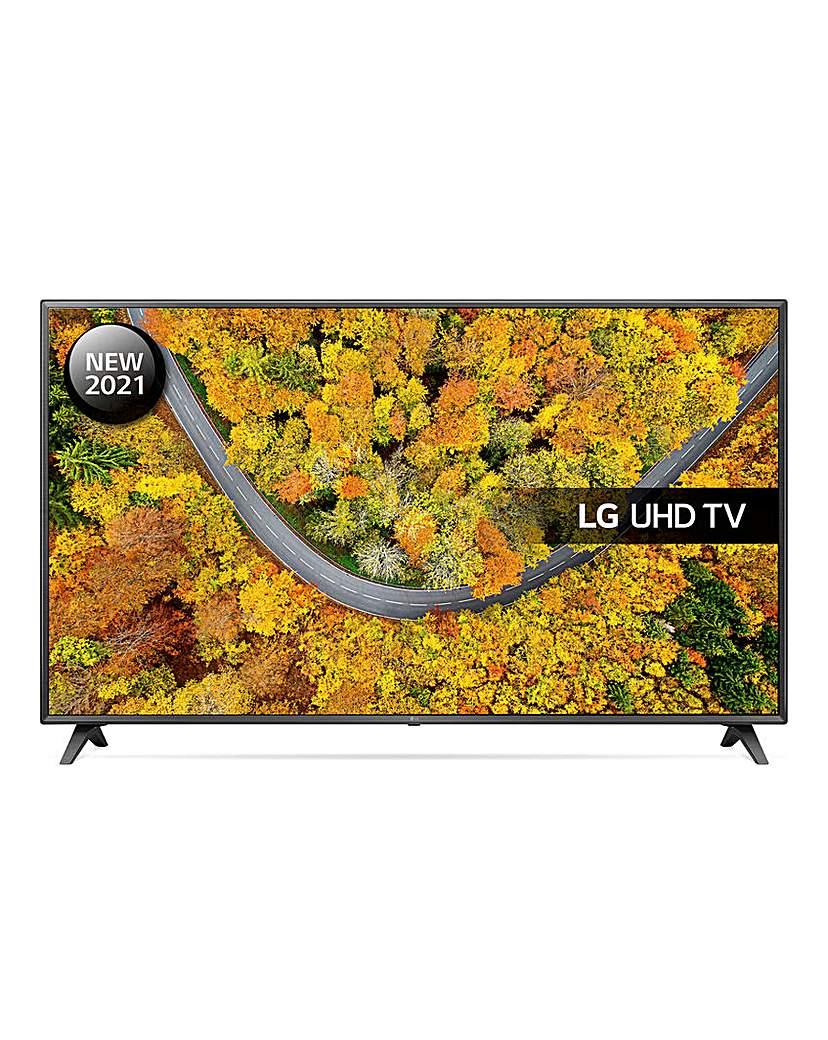 "LG 75UP75006LC 75 Ultra HD 4K Smart TV"""
