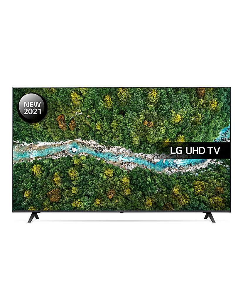 "LG 50UP77006LB 50 Ultra HD 4K Smart TV"""