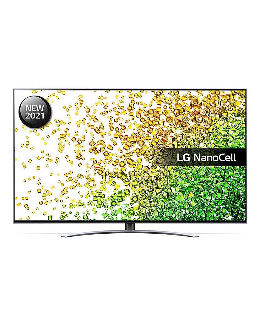"LG 50NANO886PB 50 4K NanoCell Smart TV"""