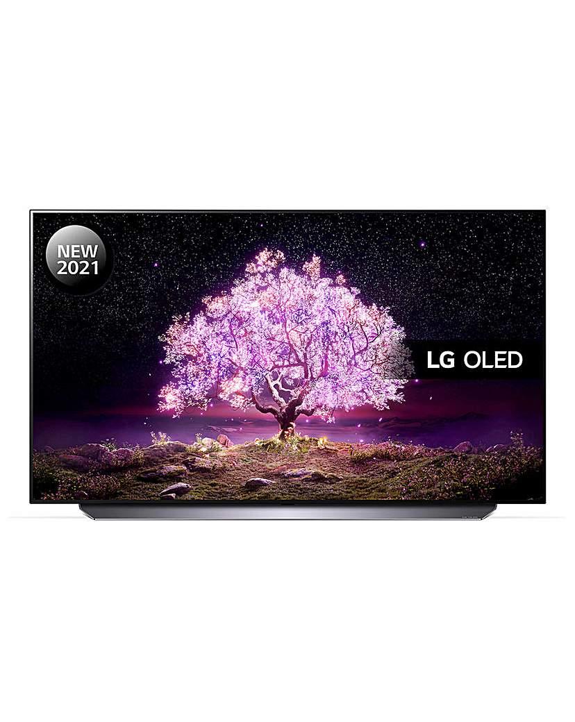"""LG OLED55C14LB 55 4K Smart OLED TV"""""""