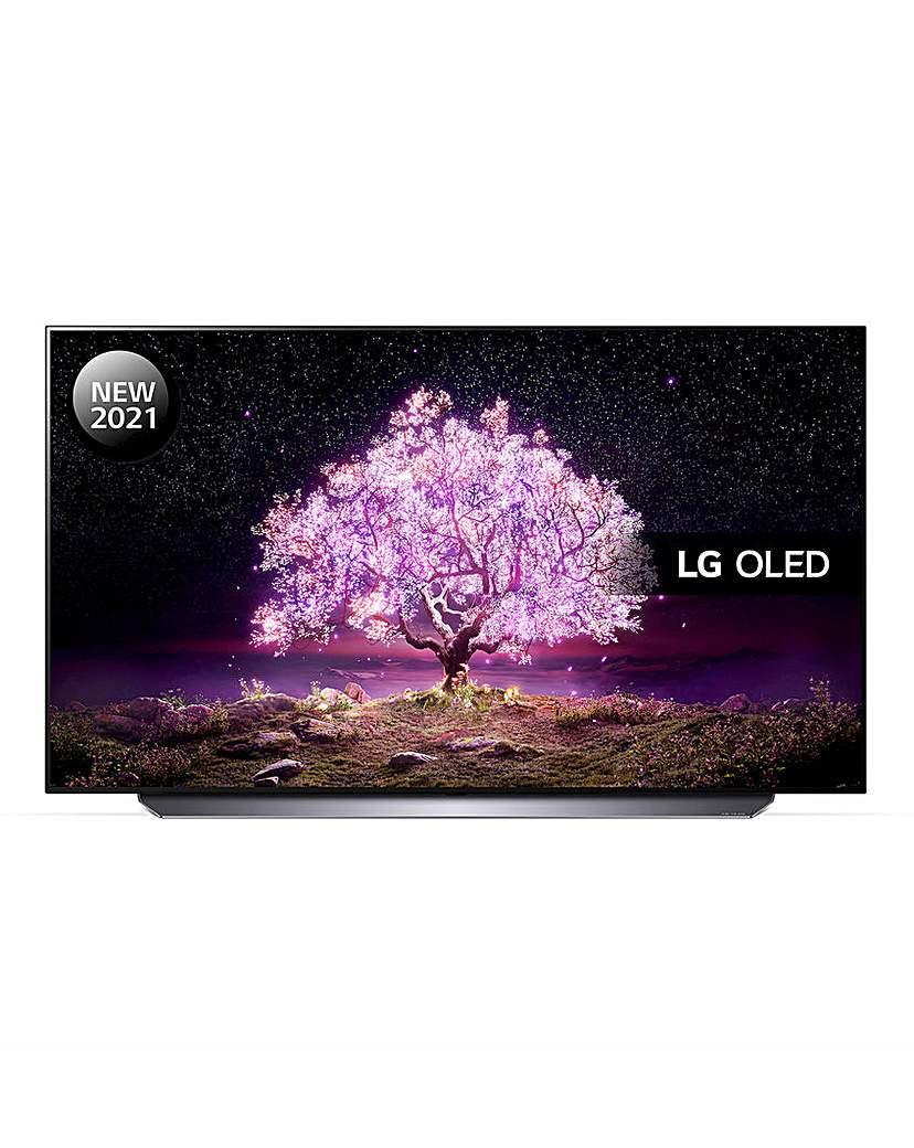 """LG OLED48C14LB 48 4K Smart OLED TV"""""""
