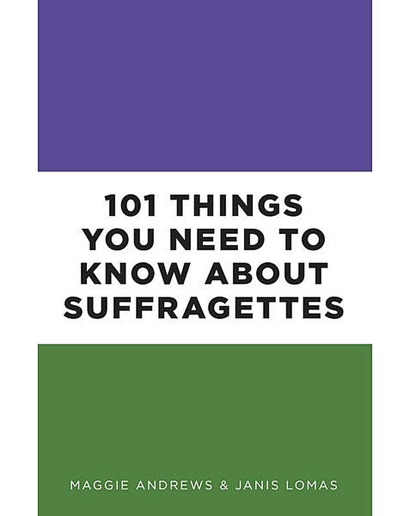 Image of 101 THINGS YOU NEED TO KNOW ABOUT SUFFRA