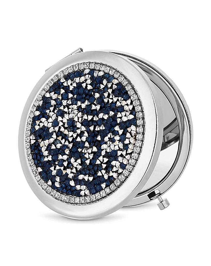 mood blue cluster compact