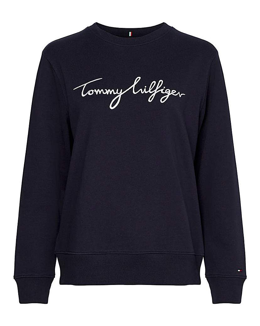 Tommy Hilfiger Graphic Sweatshirt