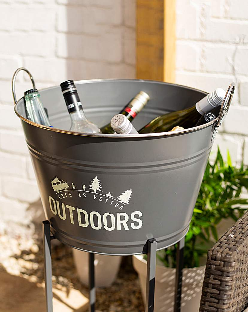 Image of La Hacienda Party Bucket with Stand