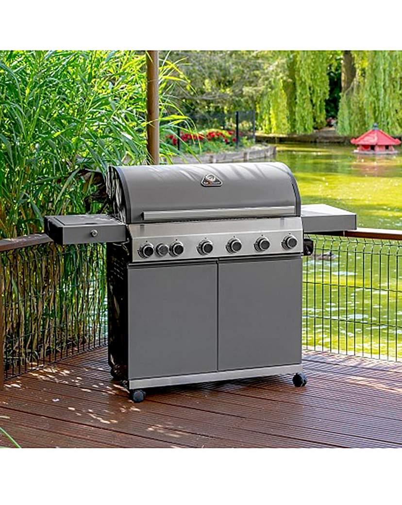 Image of Grillstream Classic Plus 6 Burner