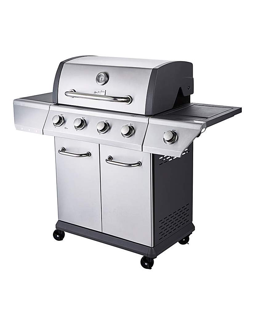 Image of Spear & Jackson Professional Chef BBQ