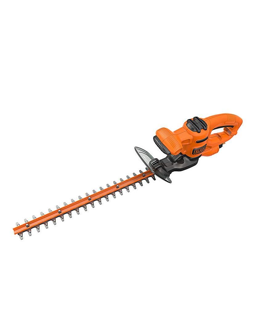 Image of Black & Decker 420W Hedge Trimmer