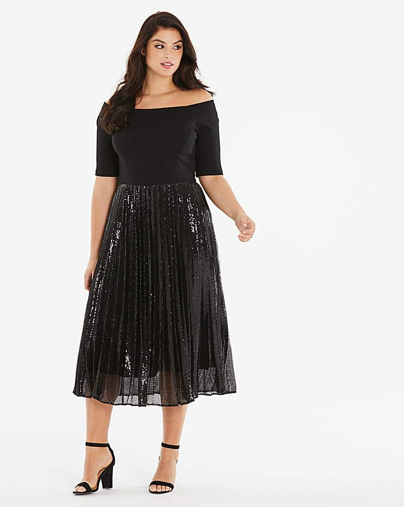 Coast Mirabeau Sequin Dress