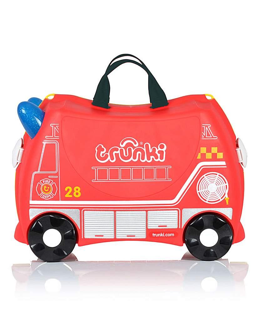 Trunki Frank the Fire Truck