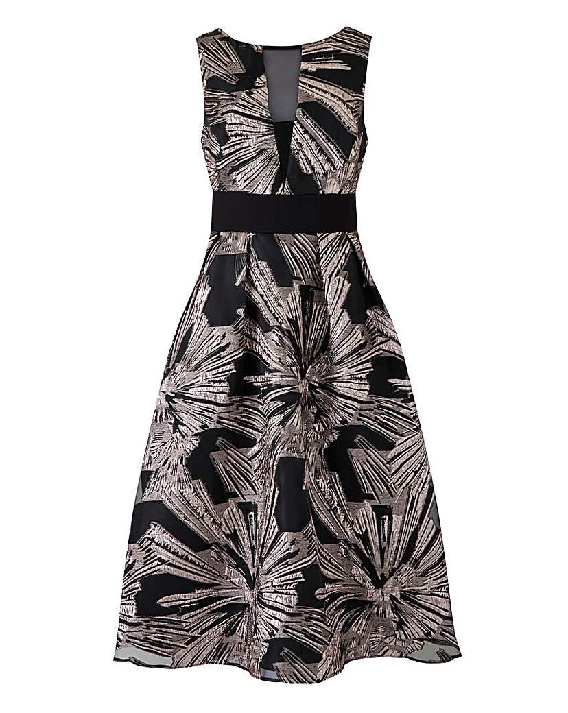 Coast Coast Emele Jacquard Dress