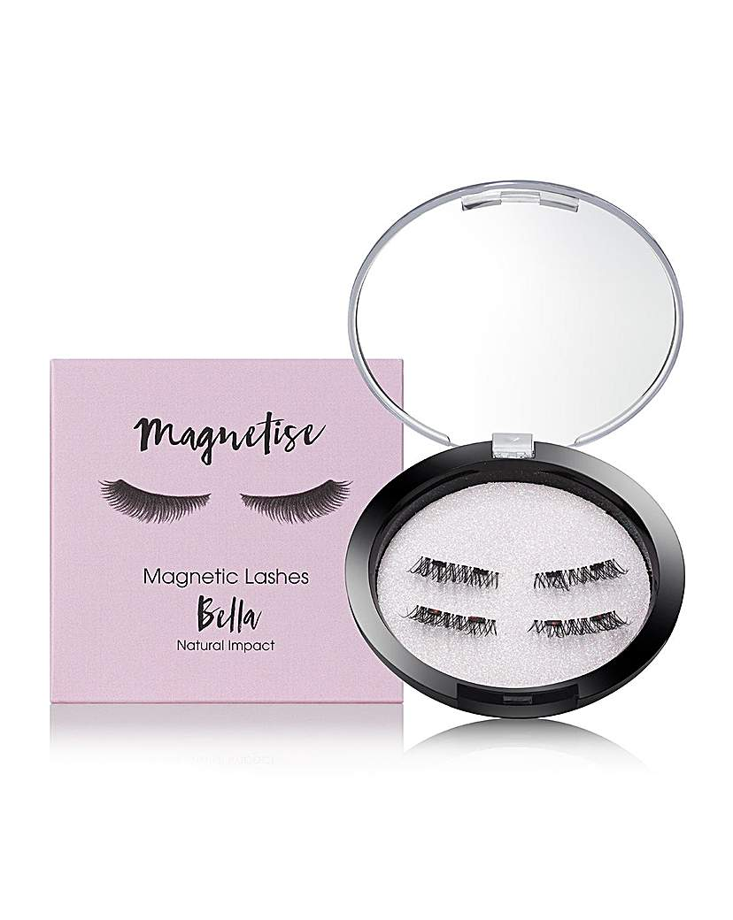 EYE LASH DESIGN Magnetic Lashes Bella