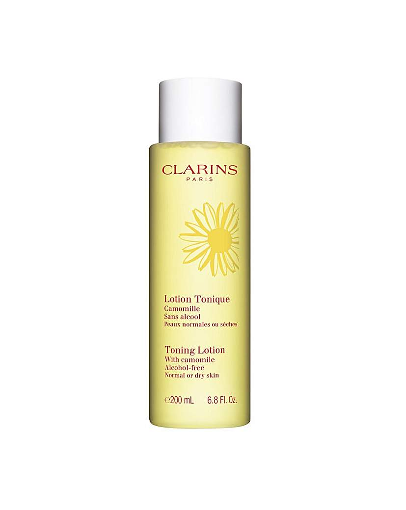 Clarins Clarins Toning Lotion Dry Normal