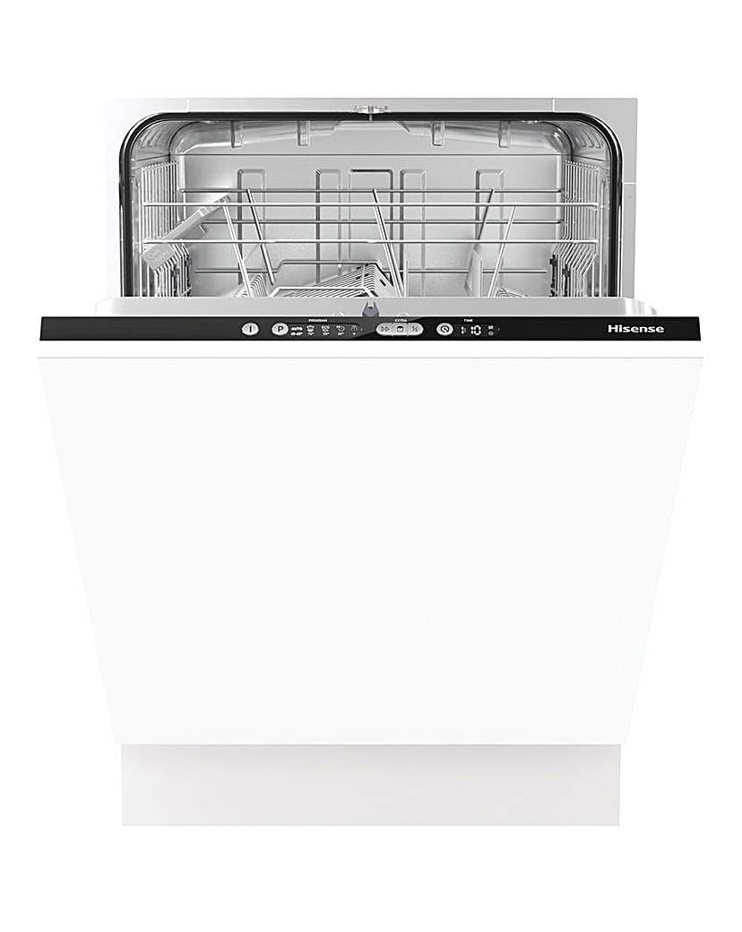 Hisense HV651D60UK Integrated Dishwasher