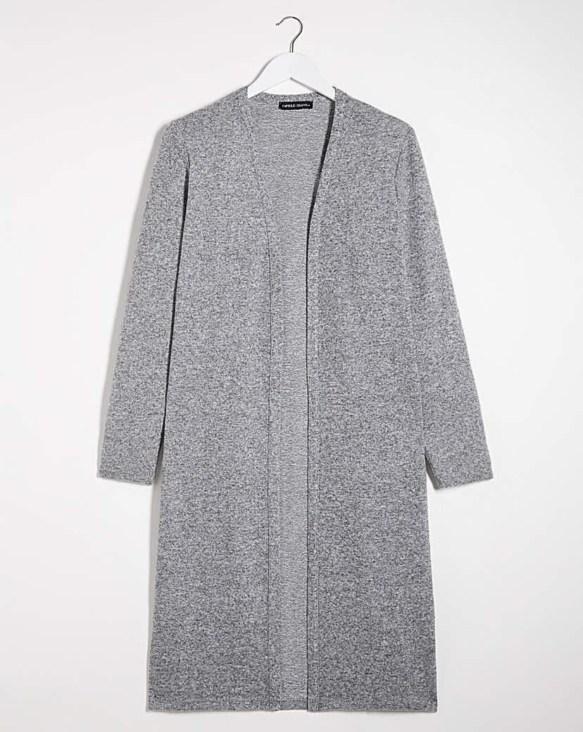 Capsule Cut and Sew Longline Cardigan