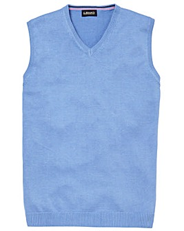 & Brand Mighty Sleeveless Knitted Vest