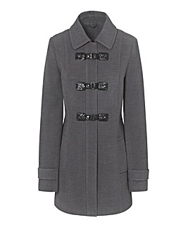 PU Tab Coat