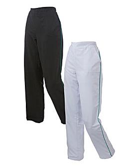 Body Star PK 2 Woven Pants 32in
