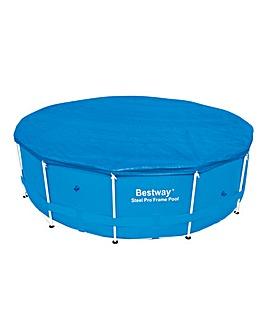 Bestway 12ft Steel Frame Pool Cover
