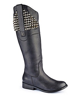 Legroom Hi Leg Boot Standard Width E Fit