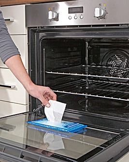 Oven Cleaning Wipes Pack 40