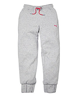 Puma Girls Cuffed Joggers (8-14 yrs)