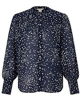 Monsoon Celeste Star Print Shirt