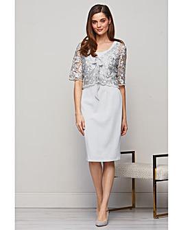 Gina Bacconi Lily Dress And Jacket