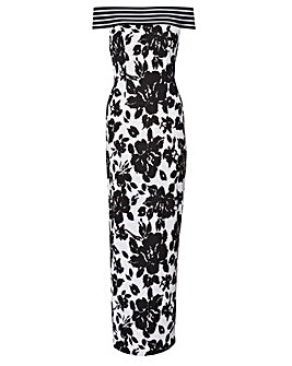 Gina Bacconi Jordana Maxi Dress